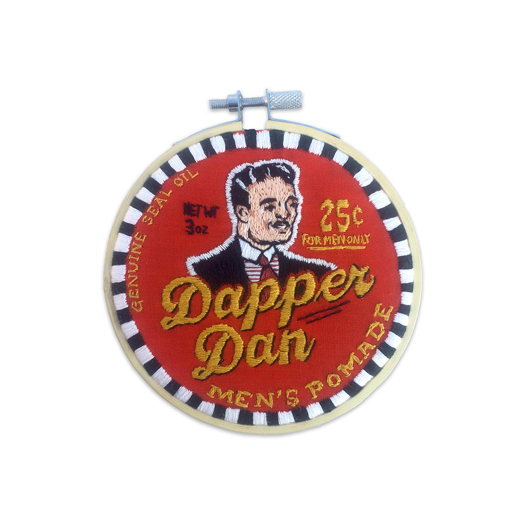 "Liz Vowles - ""Dapper Dan Man"" - Spoke Art"