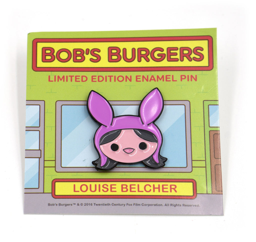 "Bob's Burgers: ""Louise Belcher"" - Spoke Art"