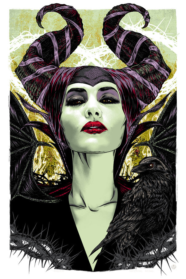 "Rhys Cooper - ""Mistress of All Evil"" - Spoke Art"