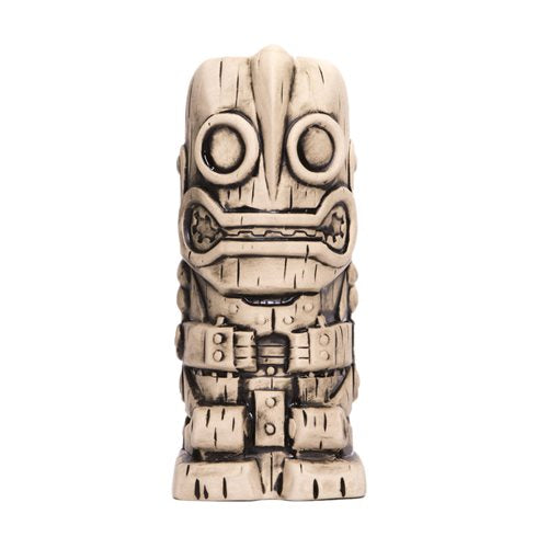 Iron Giant Tiki Mug (Bone Variant) - Spoke Art