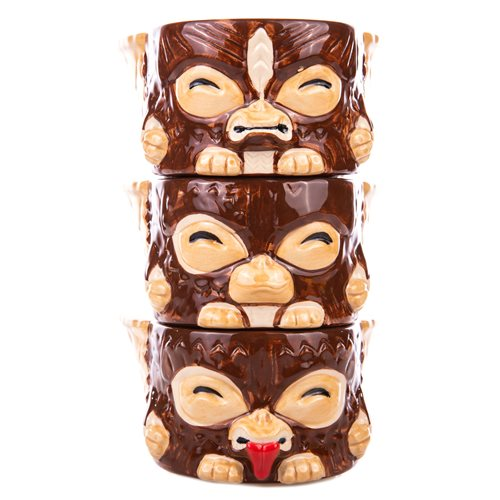 Gremlins Mogwai Tiki Mug Stackers - Spoke Art