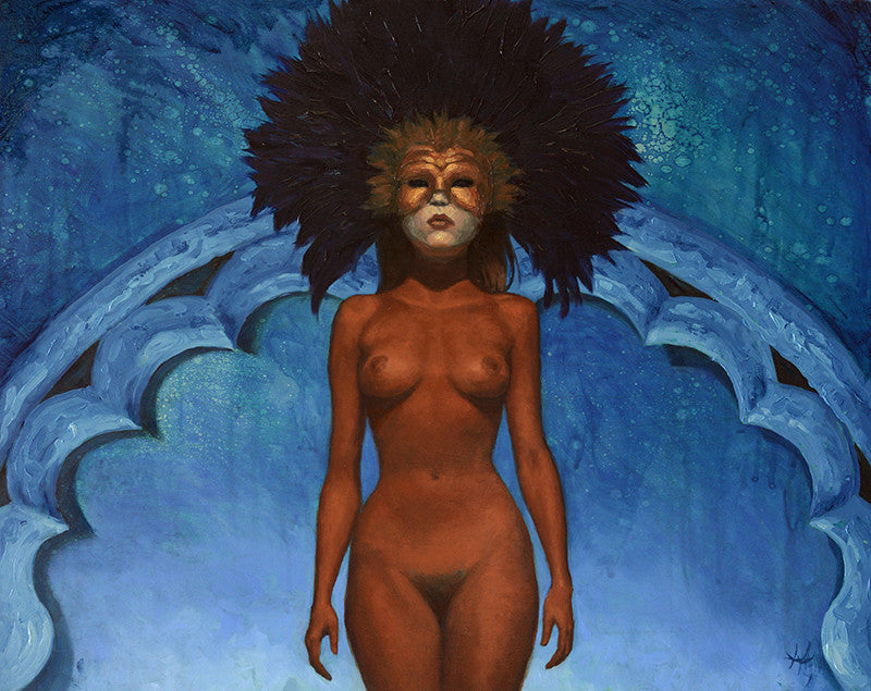 "Mandy Tsung - ""Eyes Wide Shut"""
