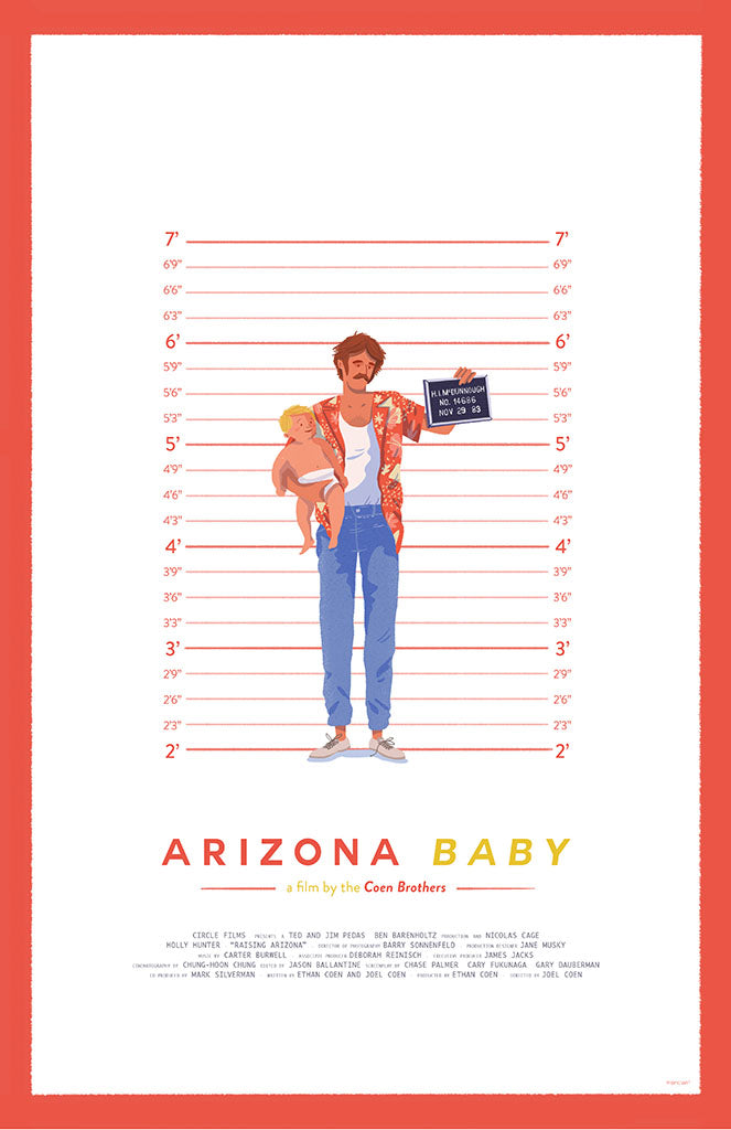 "Maria Suarez-Inclan - ""Arizona Baby"""