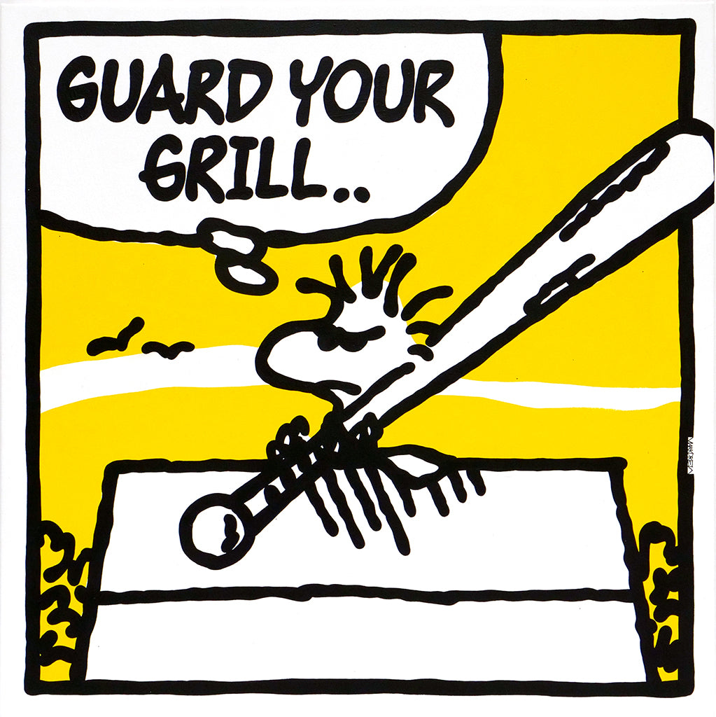 "Mark Drew - ""Guard Your Grill (Naughty By Nature)"""