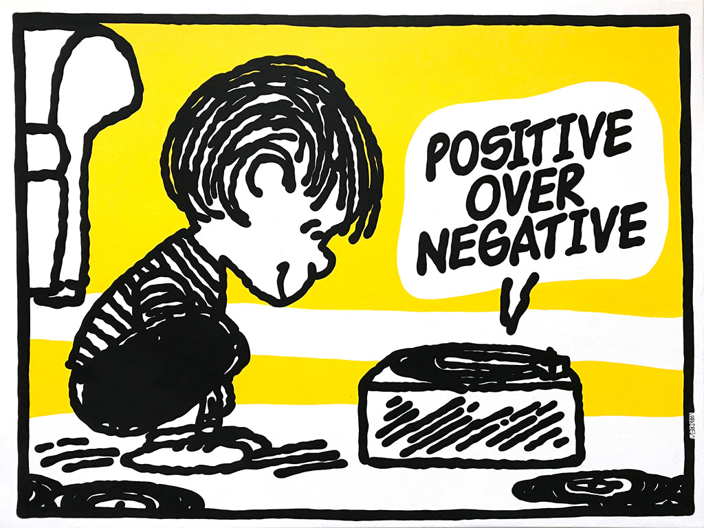 "Mark Drew - ""Positive Over Negative (CL Smooth)"""