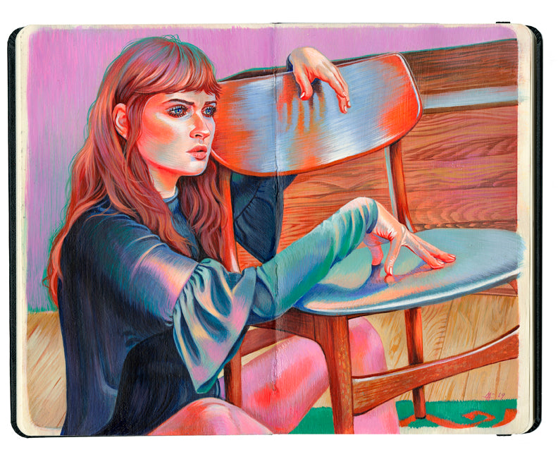 "Martine Johanna  - ""Untitled"""