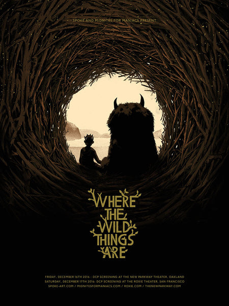 "Matt Taylor - ""Where the Wild Things Are"""