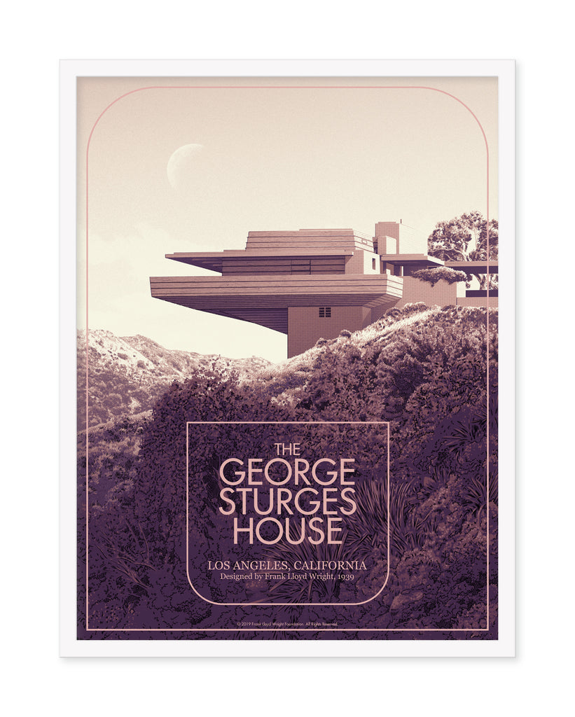 "Matthew Woodson (GhostCo) - ""The George Sturges House"""