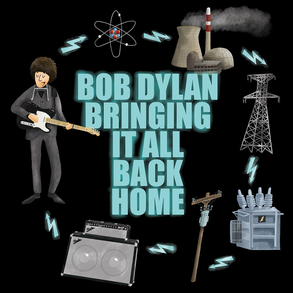 "Max Dalton - ""Bob Dylan: Bringing It All Back Home"""