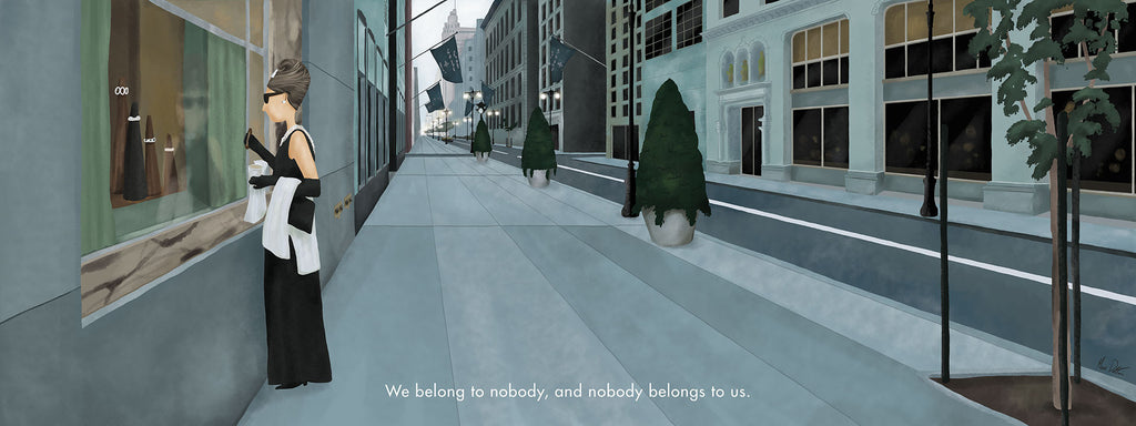 "Max Dalton - ""We Belong to Nobody, and Nobody Belongs to Us"""