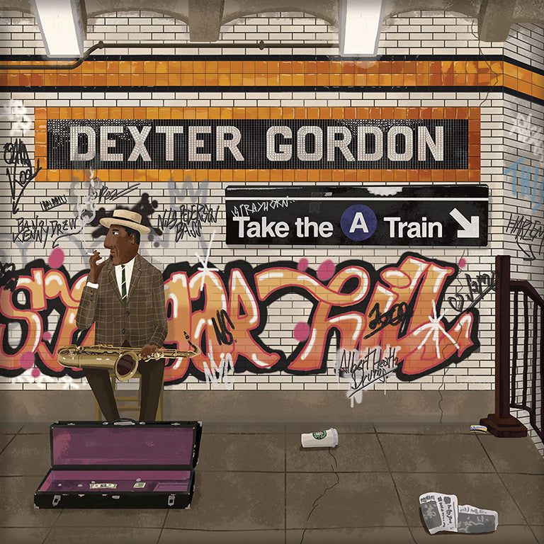 "Max Dalton - ""Dexter Gordon: Take the A Train"""