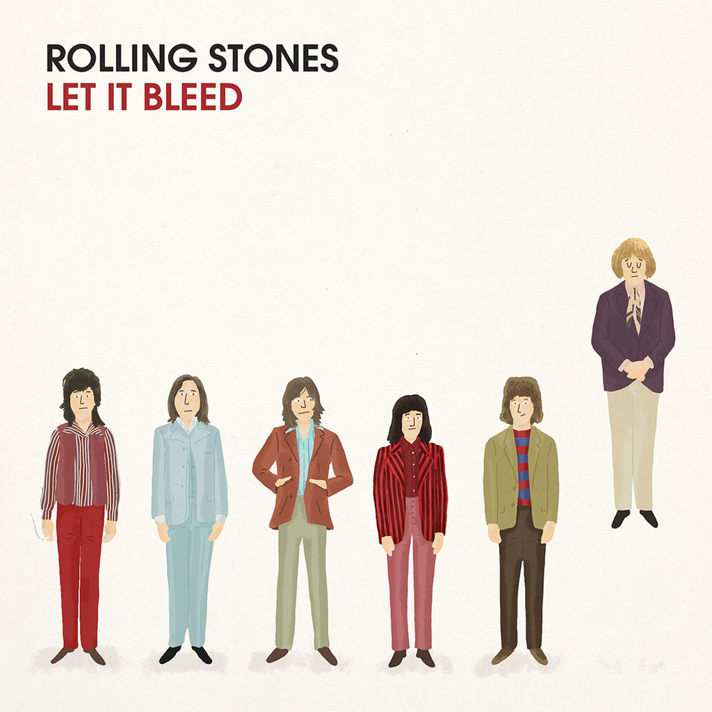 "Max Dalton - ""Rolling Stones: Let It Bleed"""