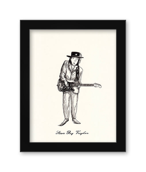 "Max Dalton - ""Stevie Ray Vaughan"""