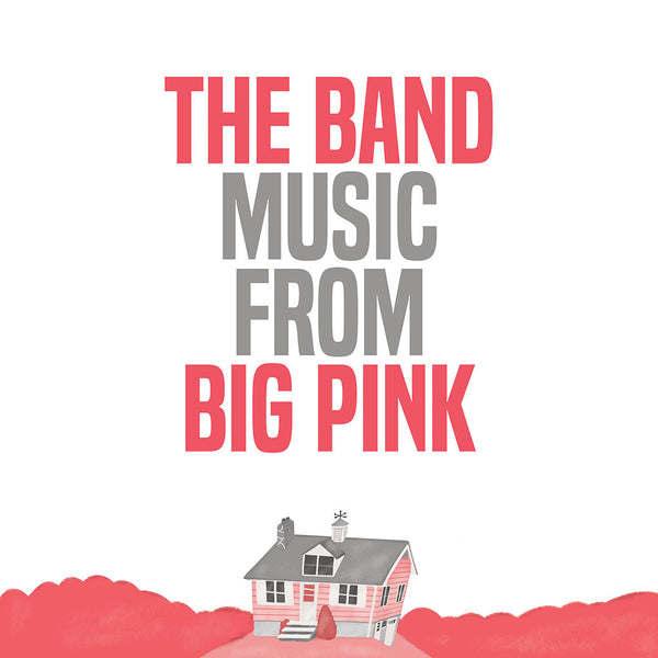 "Max Dalton - ""The Band: Music from Big Pink"""