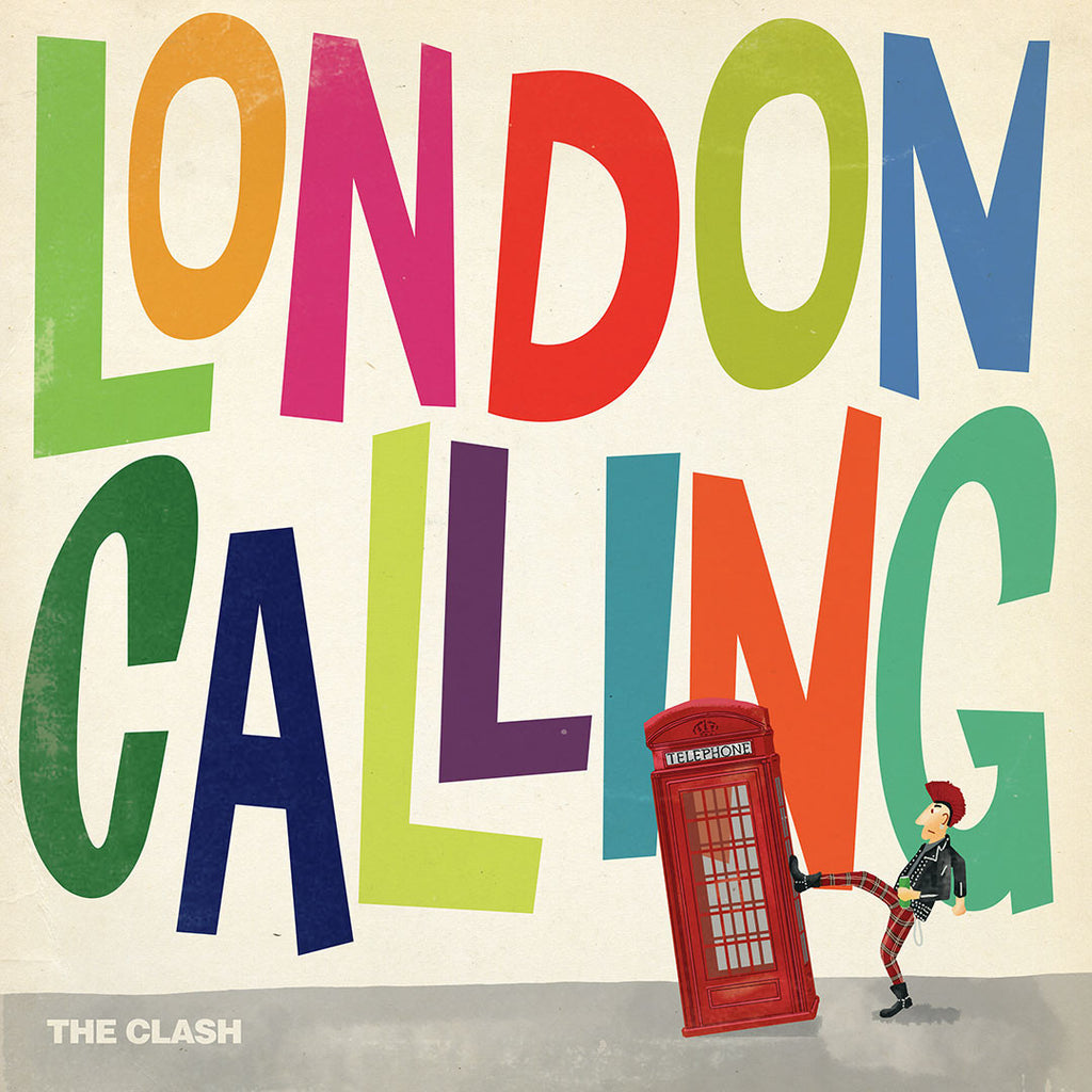 "Max Dalton - ""The Clash: London Calling"""