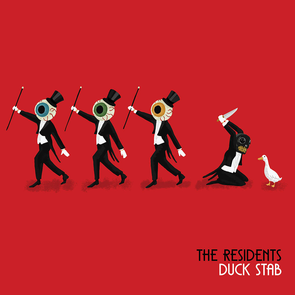 "Max Dalton - ""The Residents: Duck Stab"""