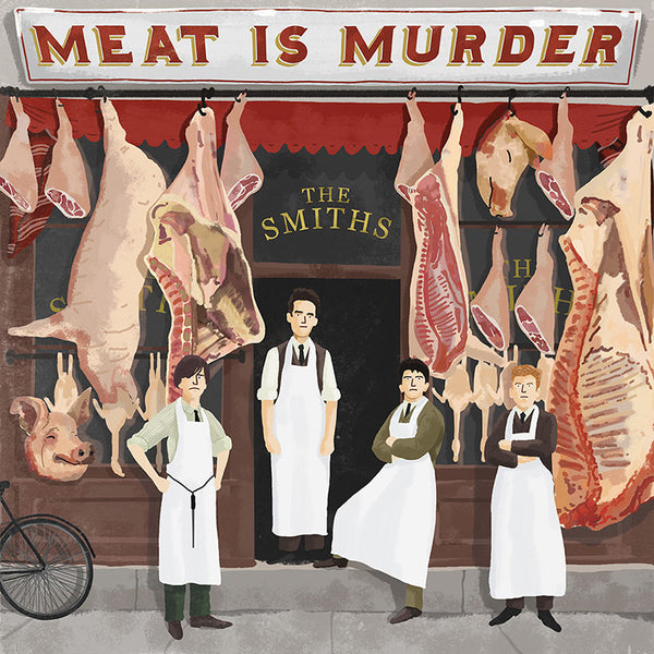 "Max Dalton - ""The Smiths: Meat is Murder"""