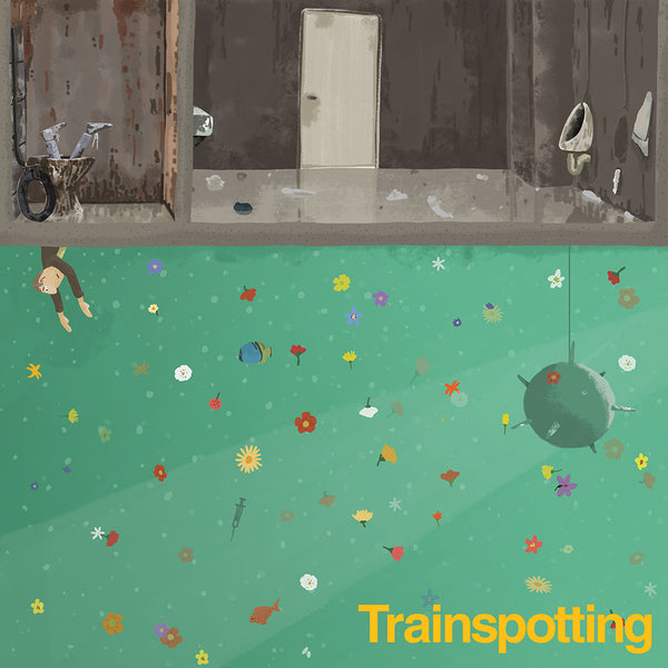 "Max Dalton - ""Trainspotting: Music from the Motion Picture"""