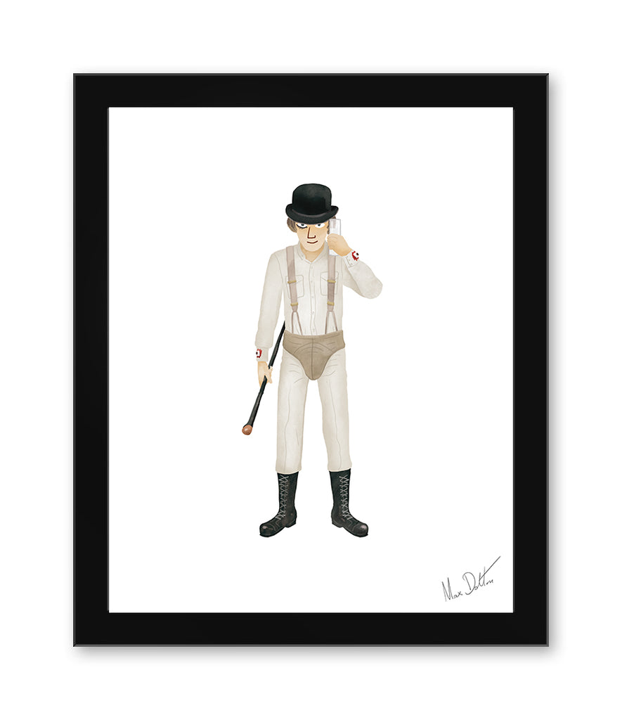 "Max Dalton - ""A Clockwork Orange"""