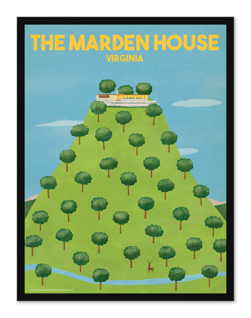 "Max Dalton - ""The Marden House"""