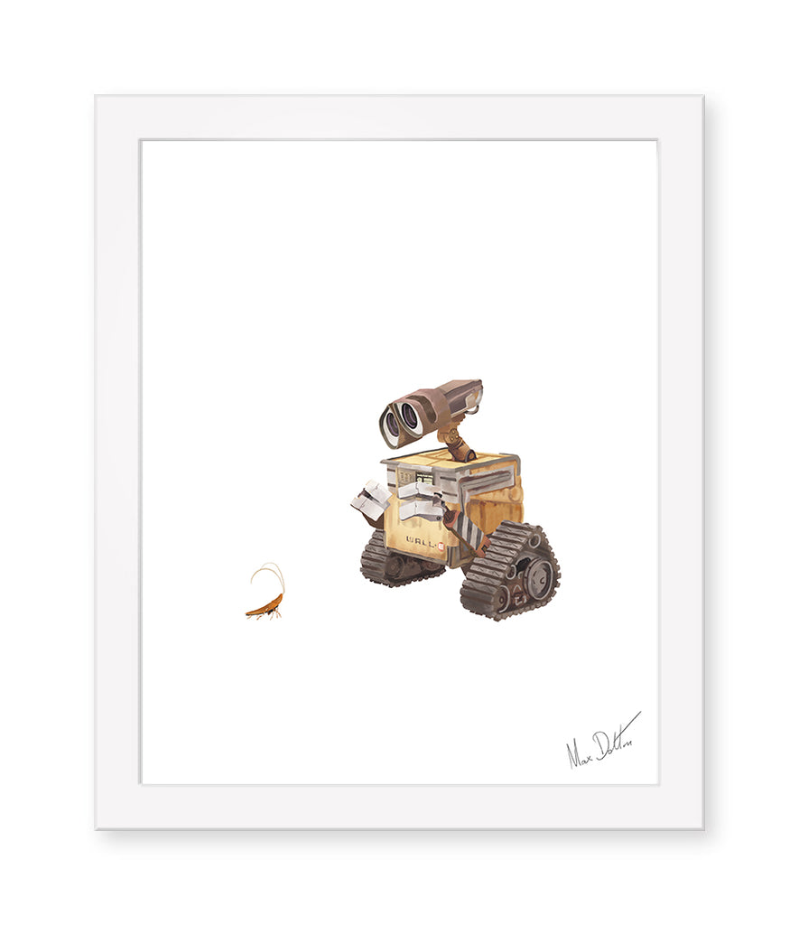 "Max Dalton - ""WALL-E"" - Spoke Art"