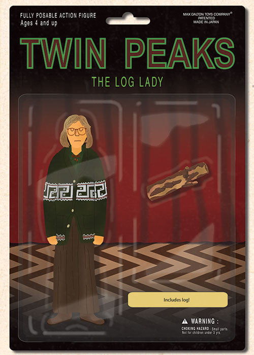 "Max Dalton - ""Twin Peaks Action Figure Collection"""
