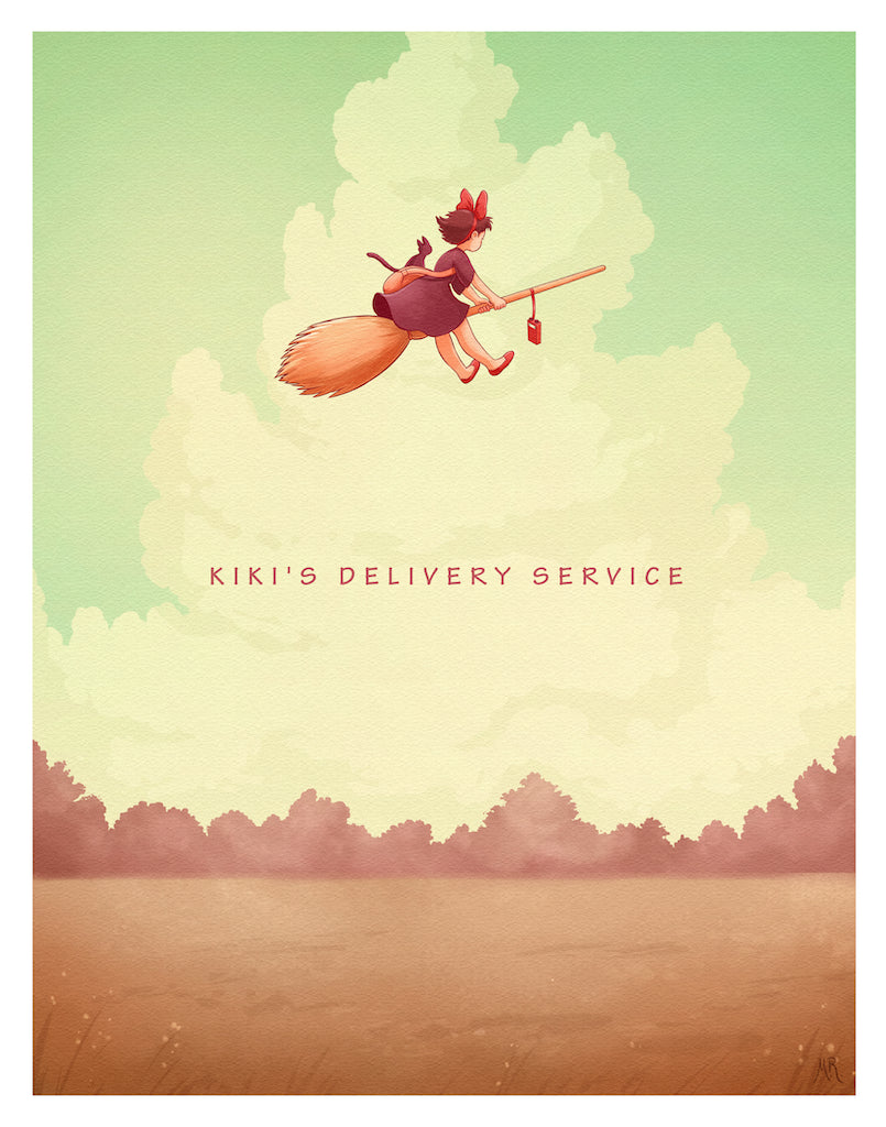 "Michael Ramstead - ""Kiki's Delivery Service"""