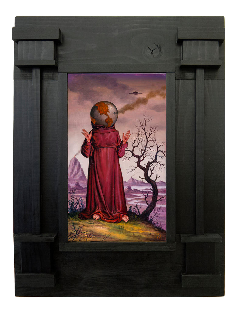 "Mike Davis - ""Repetition Of History"" - Spoke Art"