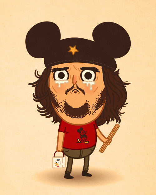 "Mike Mitchell - ""Disneyland"""
