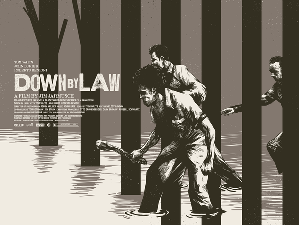 "David Moscati - ""Down By Law"""