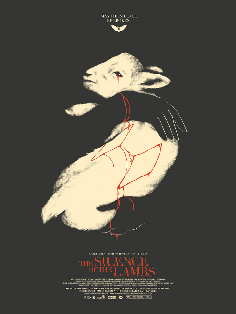 "David Moscati - ""The Silence of the Lambs"""