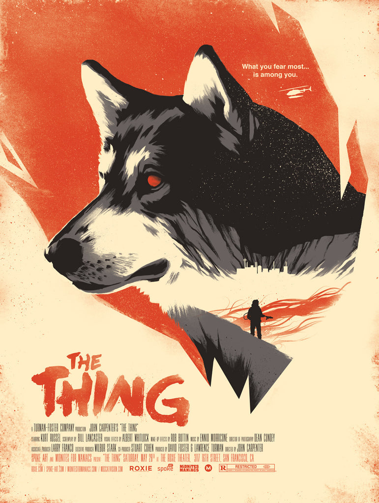 "David Moscati - ""The Thing"""