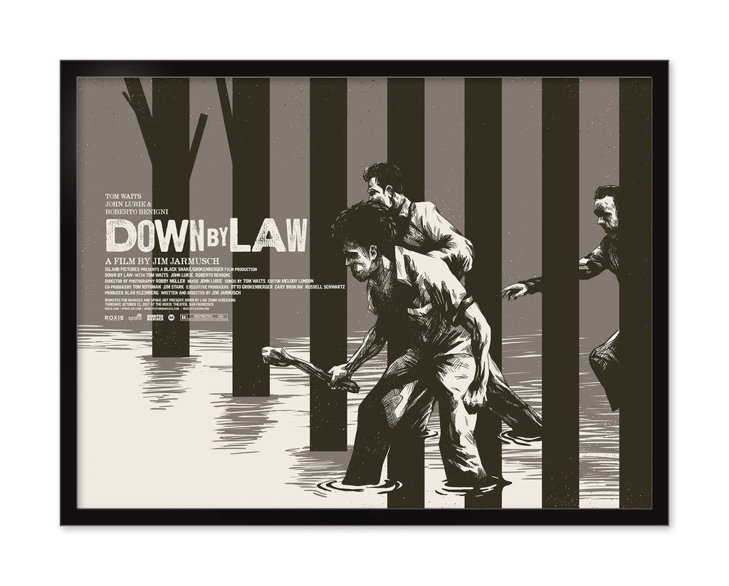 "David Moscati - ""Down By Law"" - Spoke Art"
