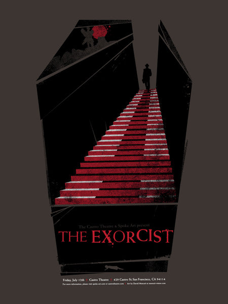 "David Moscati - ""The Exorcist"""