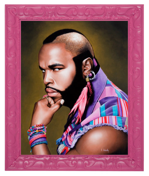 """Mr. T for Terrific"""