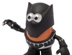 Marvel Black Panther Poptaters Mr. Potato Head - Spoke Art