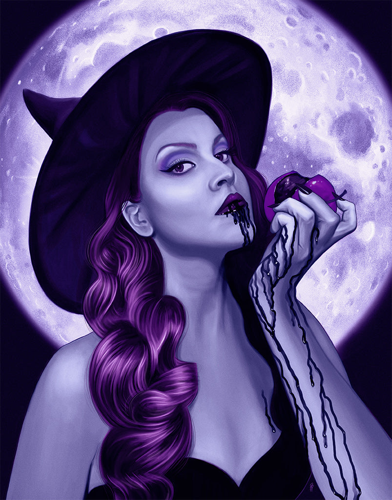 "Paige Reynolds - ""The Witching Hour"" Print - Spoke Art"