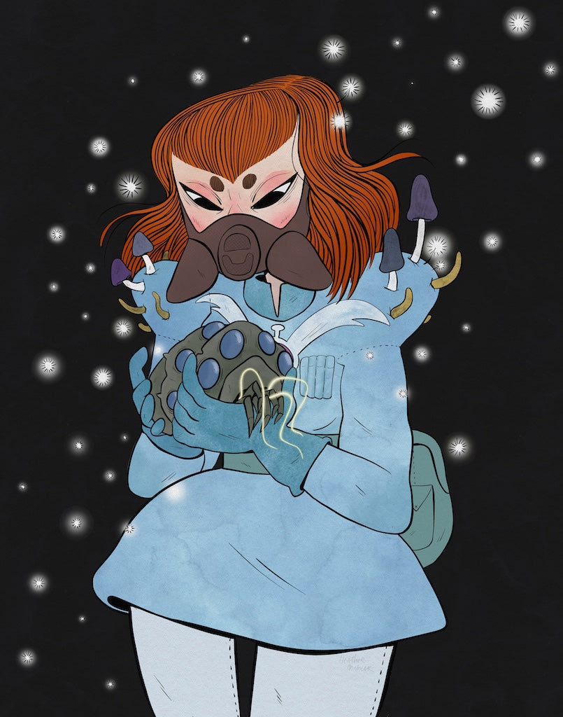 "Heather Mahler - ""Nausicaä"" - Spoke Art"