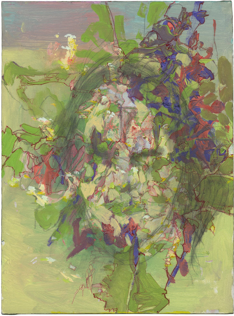 "Barron Storey - ""Plant Woman"""