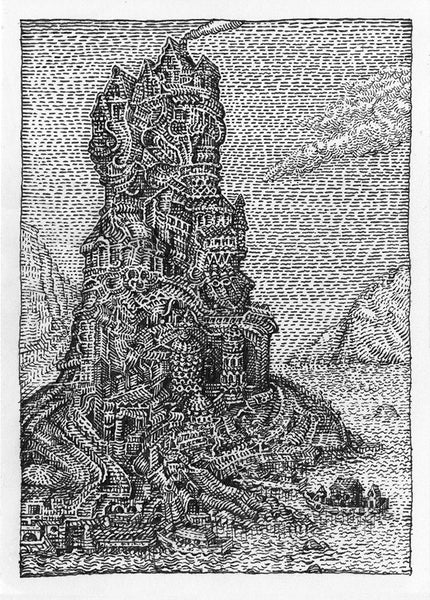 "David Welker - ""The Port Town"""