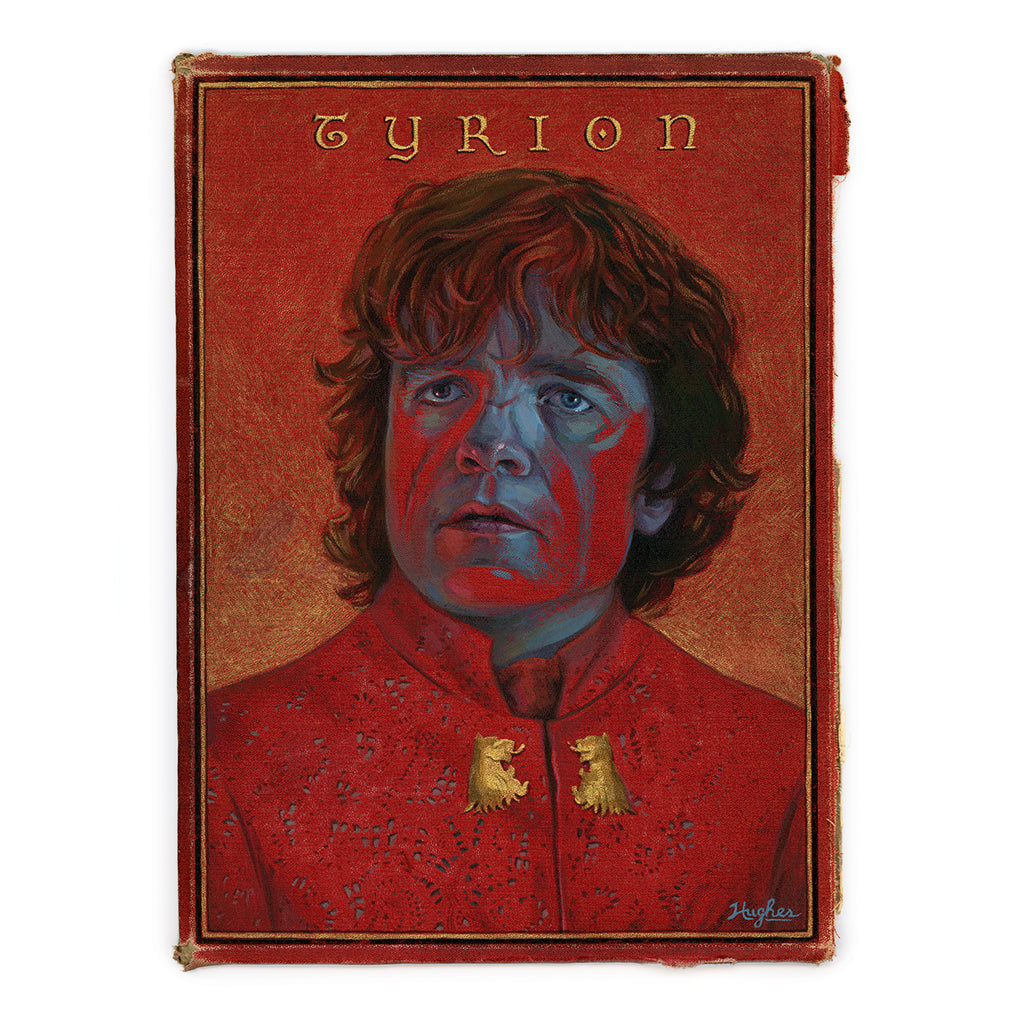 "Primary Hughes - ""Tyrion"""