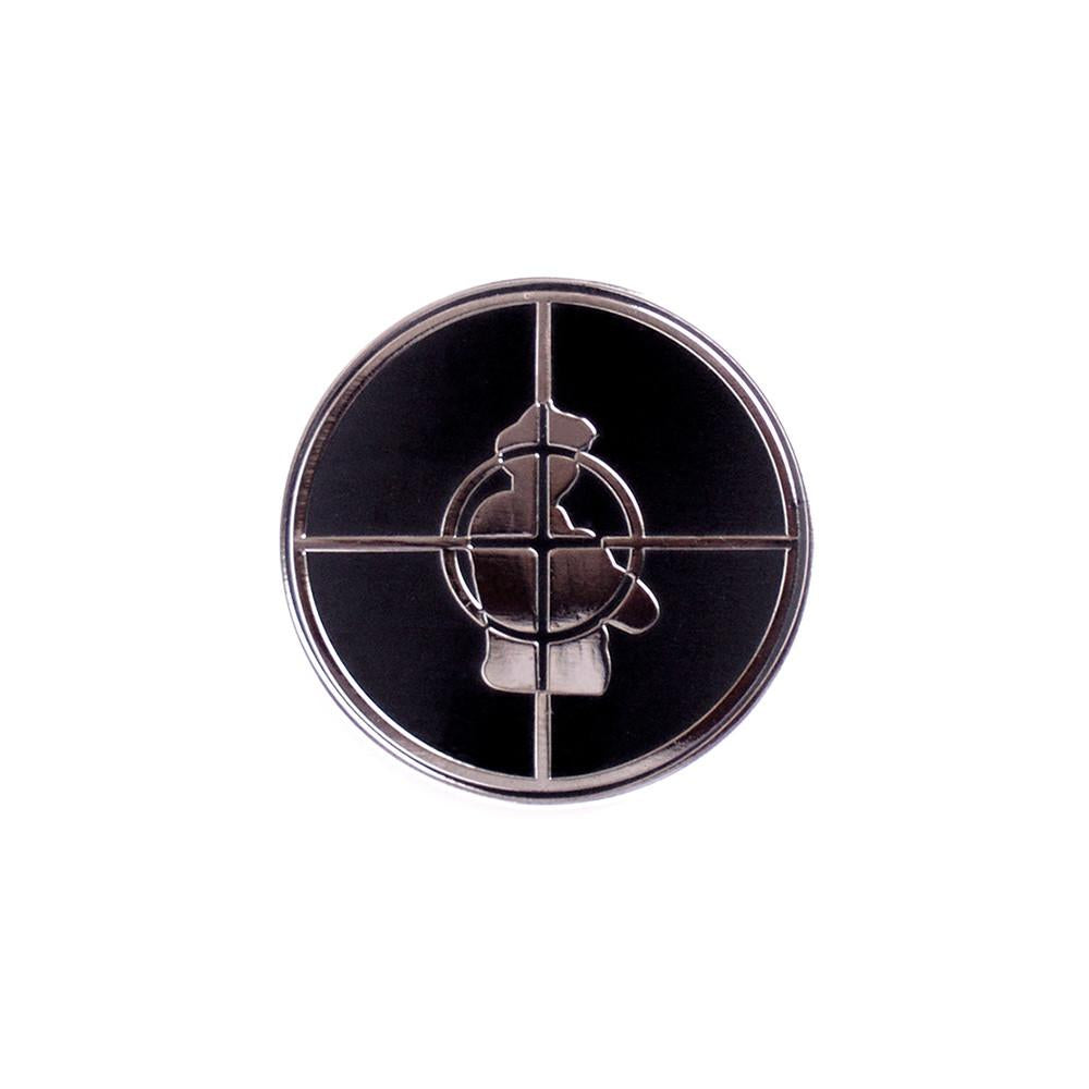 Public Enemy Enamel Pin