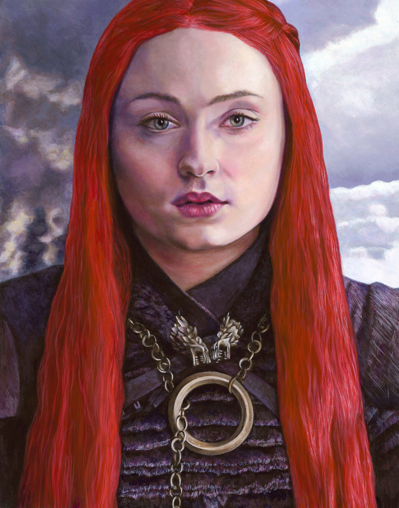 "Johannah O'Donnell - ""Queen in the North"""
