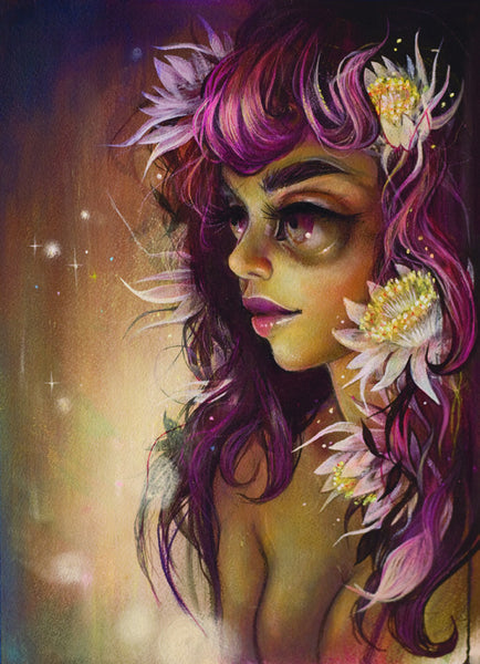 "Tatiana Suarez - ""Queen of the Night"""