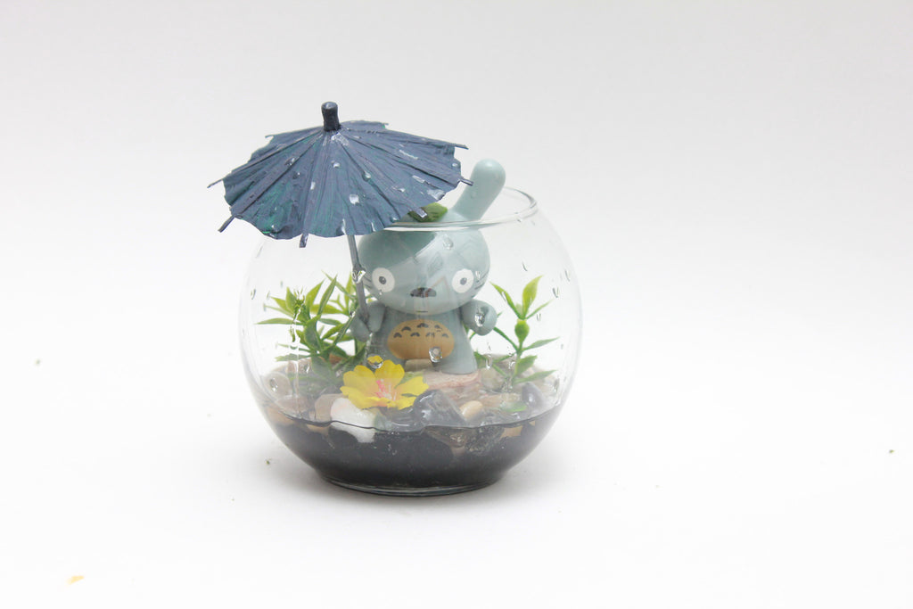 "Zard Apuya - ""Rain Down on Totoro"" - Spoke Art"