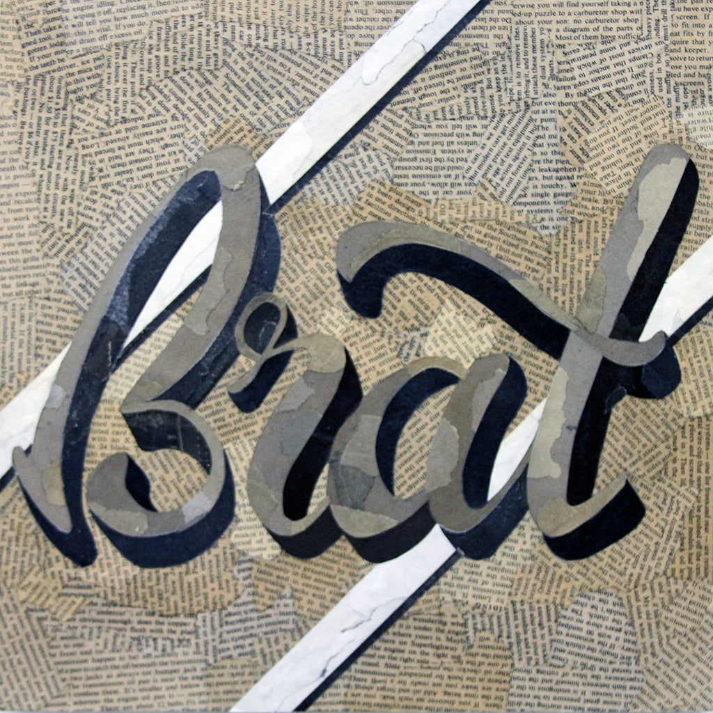 "Raul Barquet ""Brat"" - Spoke Art"
