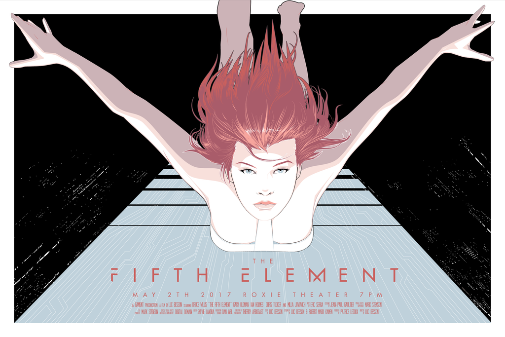 "Craig Drake - ""The Fifth Element"""