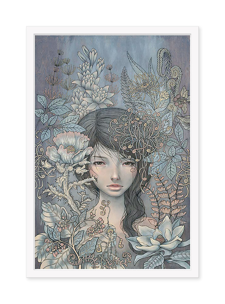 "Audrey Kawasaki - ""Where I Rest"" - Spoke Art"