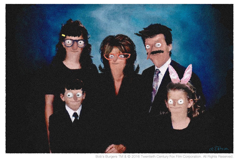 "Rezatron - ""The Real Belcher Family"""