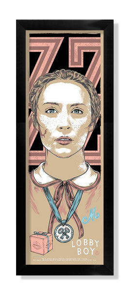 "Rhys Cooper - ""Agatha"" - Spoke Art"